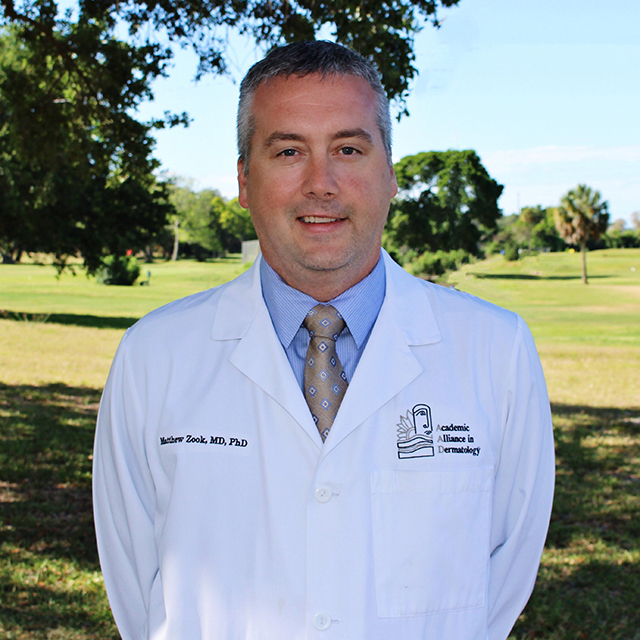 Matthew Zook, MD, PhD