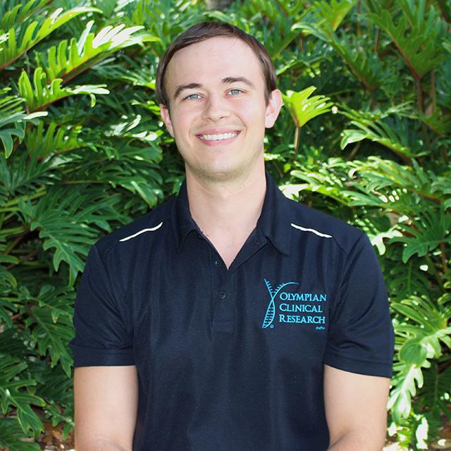 Craig Mayers, Marketing, Recruitment Coordinator, BS