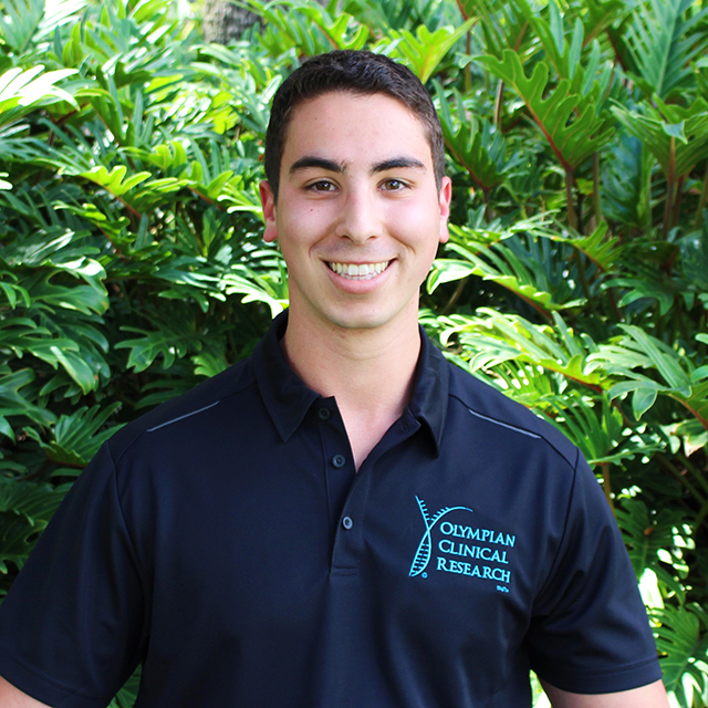 Doug Nissinoff, Clinical Research Assistant, BS